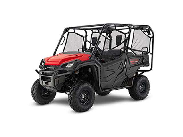 2017 Honda Pioneer 1000-5 in West Bridgewater, Massachusetts