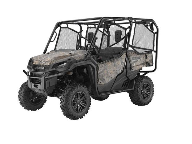 2017 Honda Pioneer 1000-5 Deluxe for sale 2502