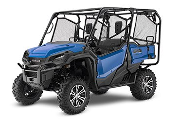 2017 Honda Pioneer 1000-5 Deluxe in Greeneville, Tennessee