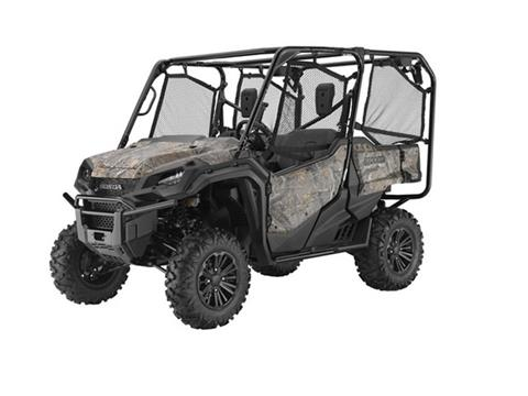 2017 Honda Pioneer 1000-5 Deluxe in Phillipston, Massachusetts
