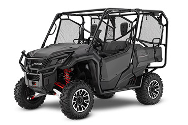 2017 Honda Pioneer 1000-5 LE in Chattanooga, Tennessee