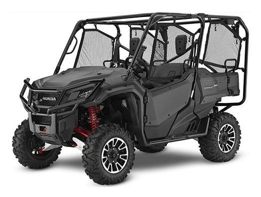 2017 Honda Pioneer 1000-5 LE in Paris, Texas - Photo 2