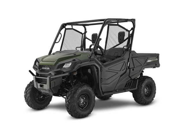 2017 Honda Pioneer 1000 in Hot Springs National Park, Arkansas