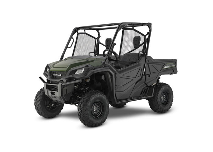 2018 Honda Pioneer 1000 in West Bridgewater, Massachusetts