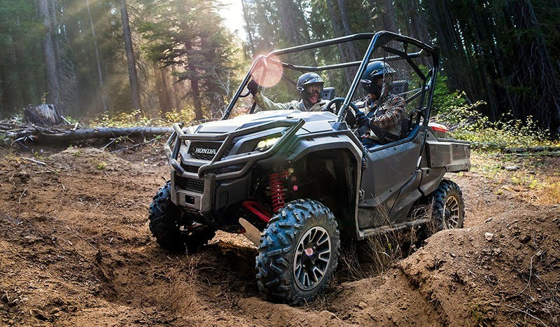 2017 Honda Pioneer 1000 in Hendersonville, North Carolina