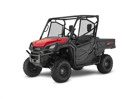 2018 Honda Pioneer 1000 in Hot Springs National Park, Arkansas