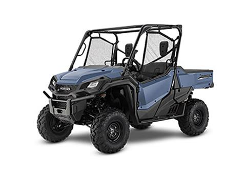 2017 Honda Pioneer 1000 EPS in Brookhaven, Mississippi