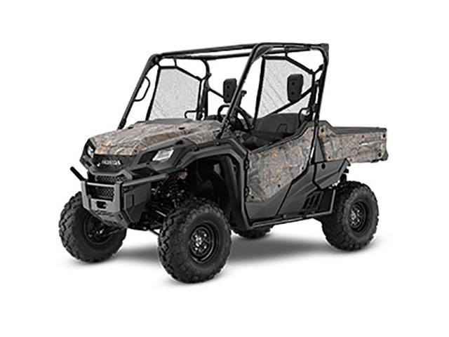 2017 Honda Pioneer 1000 EPS in Beckley, West Virginia
