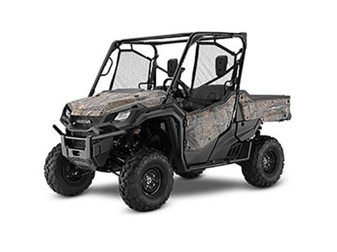 2017 Honda Pioneer 1000 EPS in Aurora, Illinois
