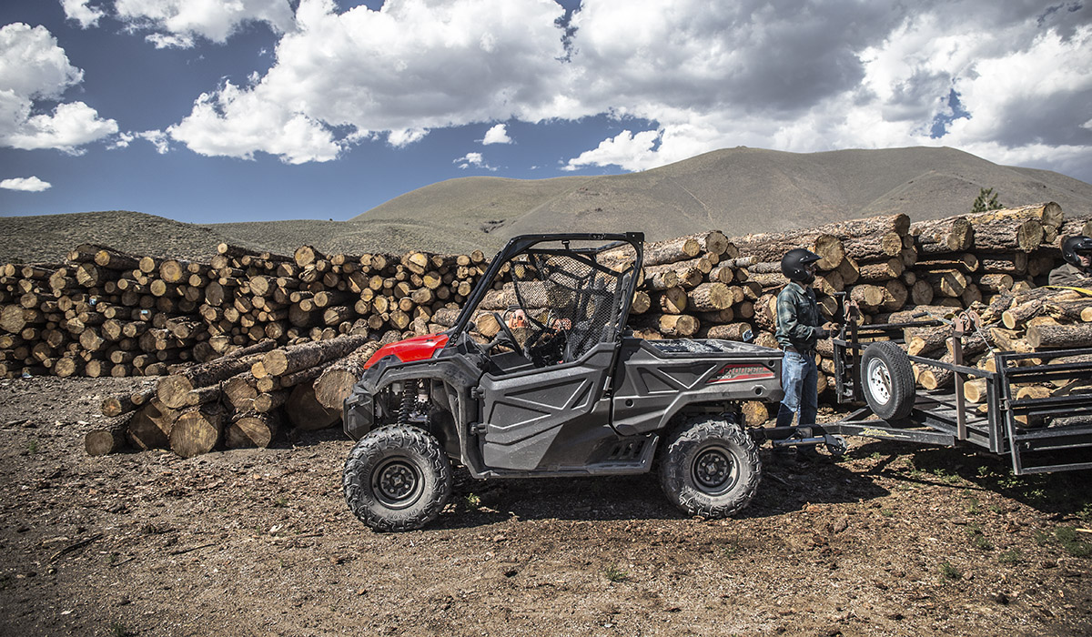 2017 Honda Pioneer 1000 EPS in Columbia, South Carolina
