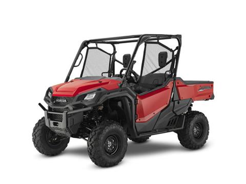 2017 Honda Pioneer 1000 EPS in Ottawa, Ohio