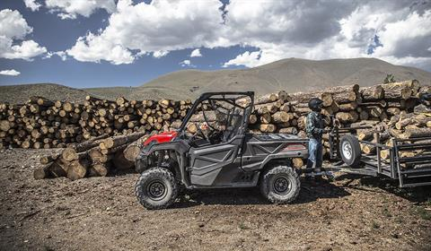 2017 Honda Pioneer 1000 EPS in Prescott Valley, Arizona