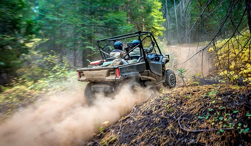 2017 Honda Pioneer 1000 EPS in Visalia, California