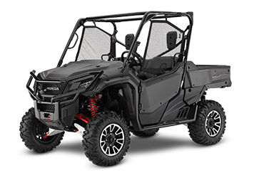 2017 Honda Pioneer 1000 LE in Sterling, Illinois