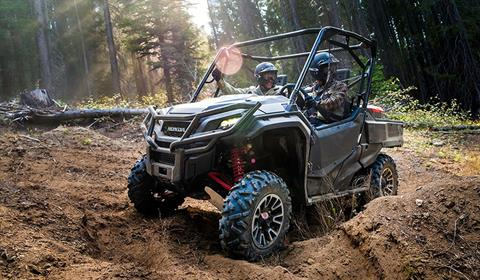 2017 Honda Pioneer 1000 LE in Missoula, Montana - Photo 10
