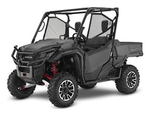 2017 Honda Pioneer 1000 LE in Missoula, Montana - Photo 1
