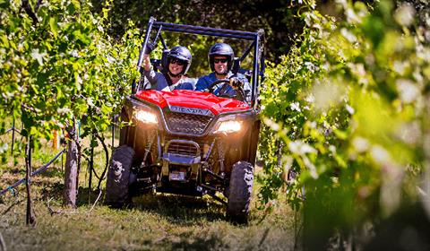 2017 Honda Pioneer 500 in Ithaca, New York