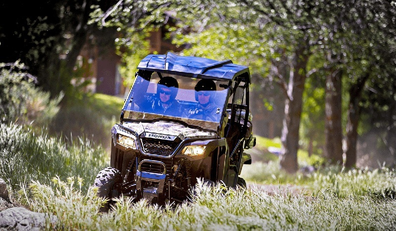 2017 Honda Pioneer 500 in Petersburg, West Virginia