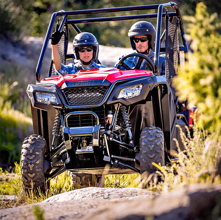 2017 Honda Pioneer 500 in Adams Center, New York