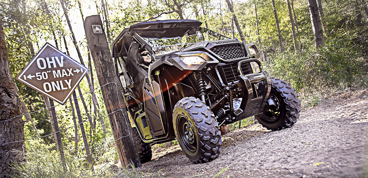 2017 Honda Pioneer 500 in Beloit, Wisconsin