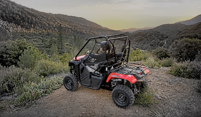 2017 Honda Pioneer 500 in Danbury, Connecticut
