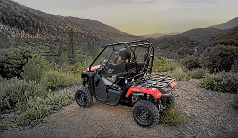 2017 Honda Pioneer 500 in Prosperity, Pennsylvania