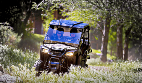 2017 Honda Pioneer 500 in Grass Valley, California