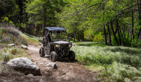 2017 Honda Pioneer 500 in Rockwall, Texas