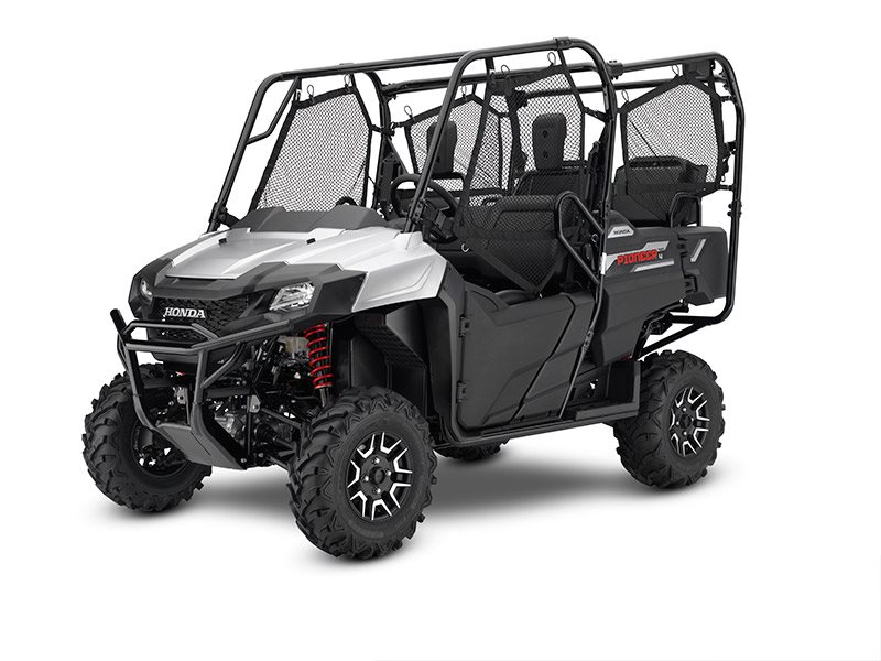2017 Honda Pioneer 700-4 Deluxe in Grass Valley, California