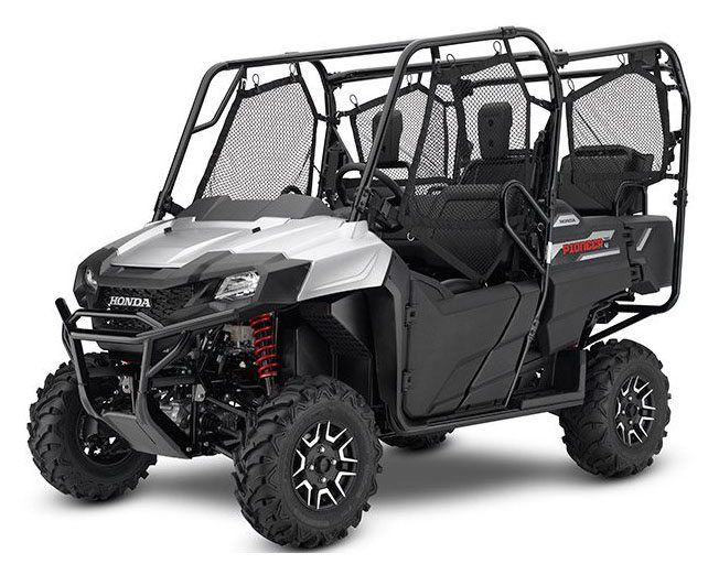 2017 Honda Pioneer 700-4 Deluxe in Freeport, Illinois
