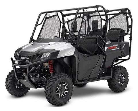 2017 Honda Pioneer 700-4 Deluxe in Lapeer, Michigan