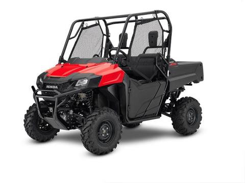 2017 Honda Pioneer 700 in West Bridgewater, Massachusetts