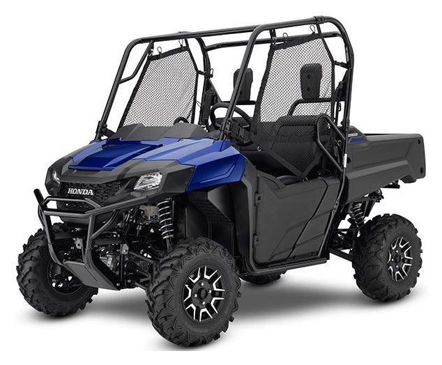 2017 Honda Pioneer 700 Deluxe in Lapeer, Michigan