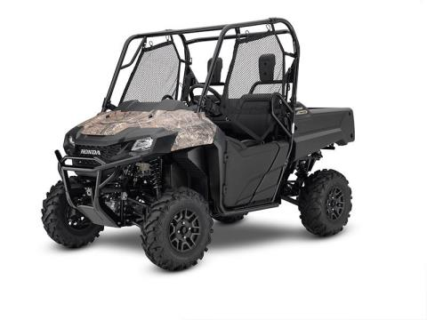 2017 Honda Pioneer 700 Deluxe in Scottsdale, Arizona