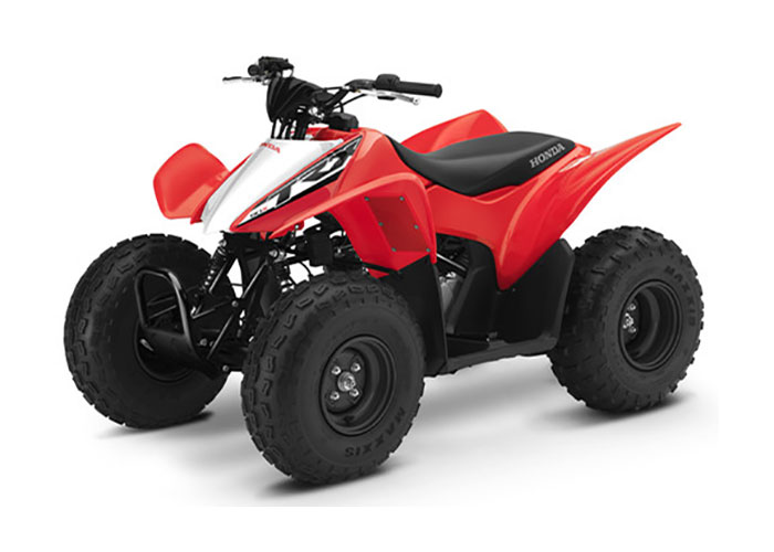2018 Honda TRX90X in Orange, California