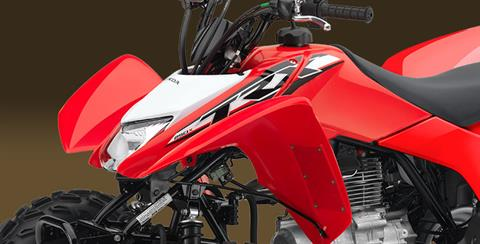 2018 Honda TRX250X in Phillipston, Massachusetts
