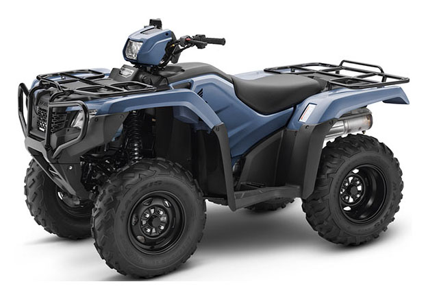 2018 Honda FourTrax Foreman 4x4 in Statesville, North Carolina