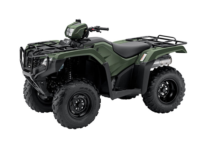 2018 Honda FourTrax Foreman 4x4 in Hendersonville, North Carolina