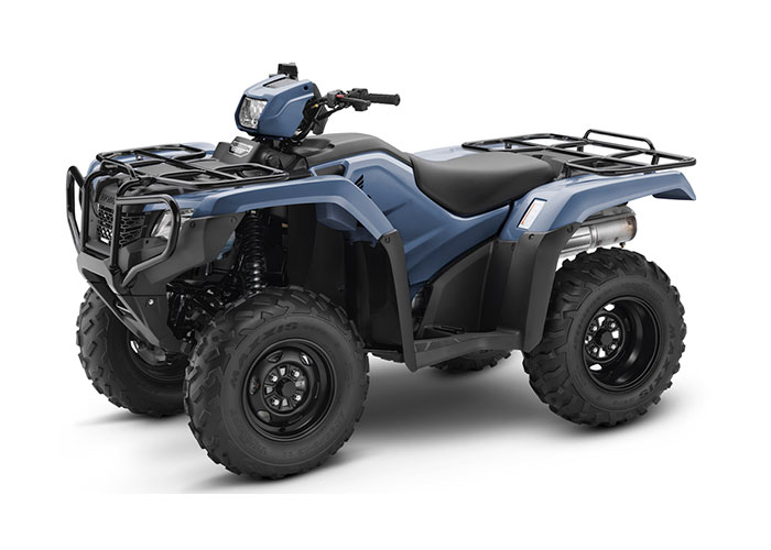 2018 Honda FourTrax Foreman 4x4 in Northampton, Massachusetts