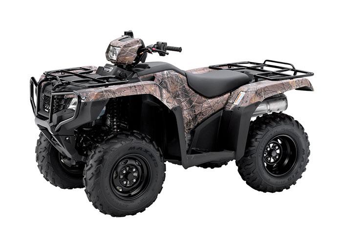 2018 Honda FourTrax Foreman 4x4 ES EPS in Amherst, Ohio