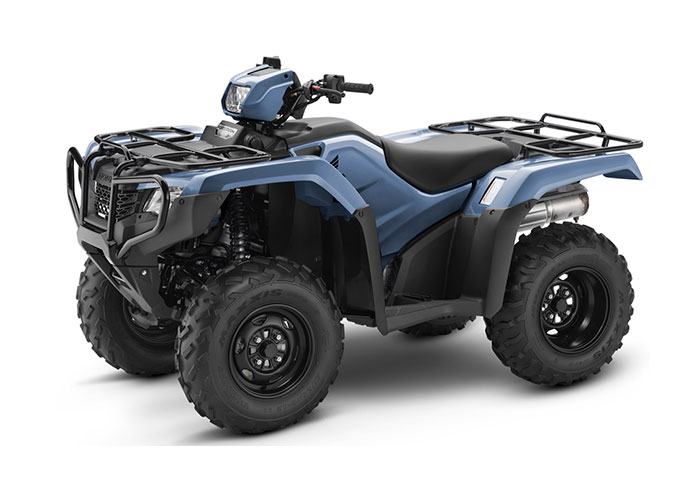 2018 Honda FourTrax Foreman 4x4 ES EPS in Newport, Maine
