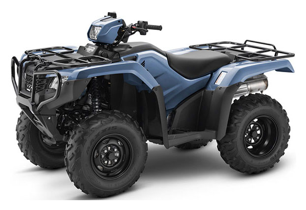 2018 Honda FourTrax Foreman 4x4 ES EPS in Tarentum, Pennsylvania