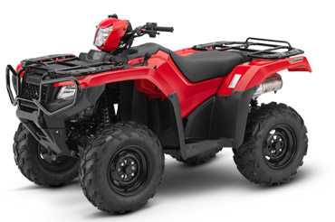 2018 Honda FourTrax Foreman Rubicon 4x4 Automatic DCT in Escanaba, Michigan