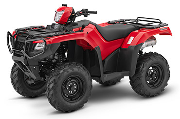 2018 Honda FourTrax Foreman Rubicon 4x4 Automatic DCT EPS in Aurora, Illinois