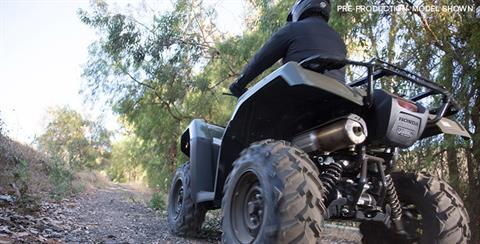 2018 Honda FourTrax Foreman Rubicon 4x4 Automatic DCT EPS Deluxe in Delano, California
