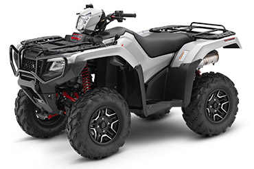 2018 Honda FourTrax Foreman Rubicon 4x4 Automatic DCT EPS Deluxe in Orange, California