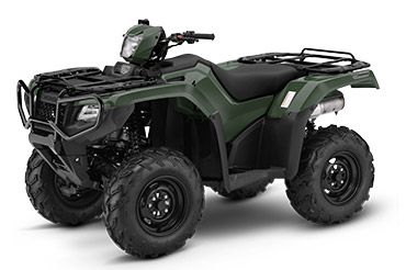 2018 Honda FourTrax Foreman Rubicon 4x4 EPS in Newport, Maine