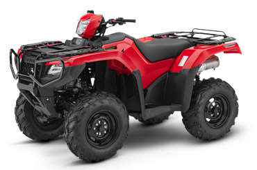 2018 Honda FourTrax Foreman Rubicon 4x4 EPS in Baldwin, Michigan