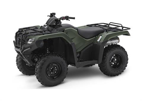 2018 Honda FourTrax Rancher in Rhinelander, Wisconsin