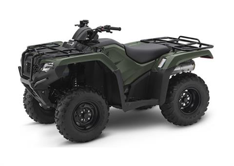 2018 Honda FourTrax Rancher 4x4 in Crystal Lake, Illinois